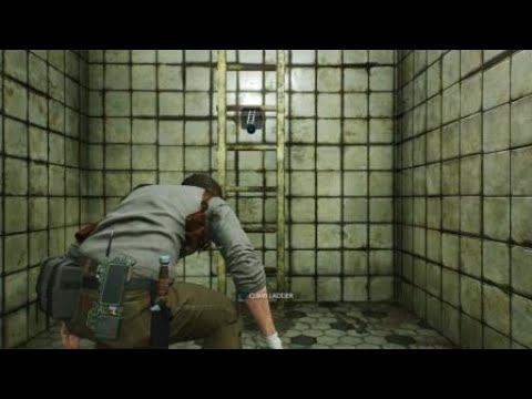 The Evil Within 2 - gas tunnel guide + light switch puzzle solution