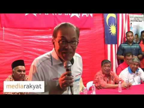 (03/10/2018) Anwar Ibrahim: Ceramah Di Bagan Pinang, Port Dickson