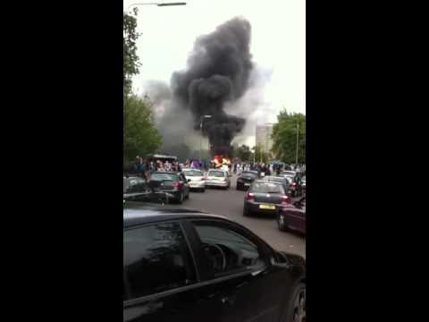 Salford Riot