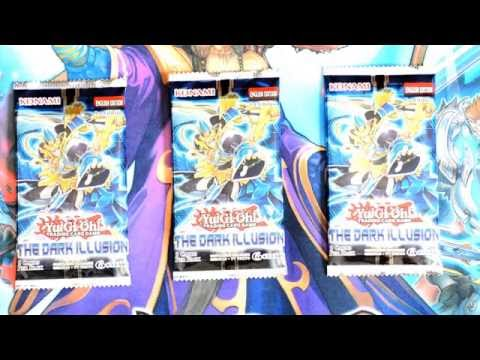 Yugioh The Dark Illusion Booster 3x - Yugioh Planet otvara