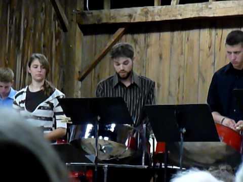 Eric 'Airic' Liebing improv solo at Birch Creek Music Performance Center