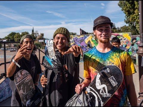 Come Up Tour 2018 Stop 2 Recap | Mayfair Skatepark (San Jose)