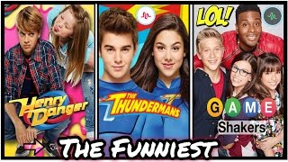 The Funniest Nickelodeon Stars Musical.ly   Henry Danger , Game Shakers, Thundermans Funny Musically