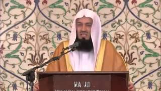 Hamza ibn Abdul-Muttalib acceptance of Islam by Mufti Menk