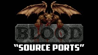 Blood Source Ports - Gggmanlives