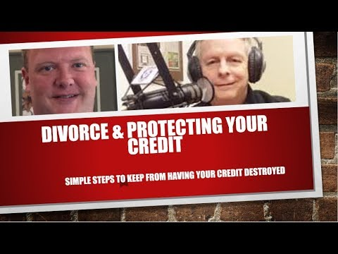 How To Keep Divorce From Destroying Your Credit