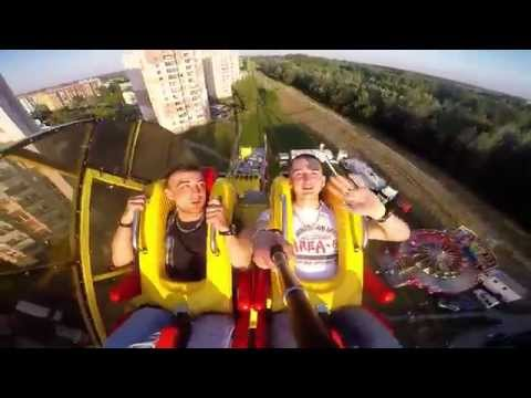 GoPro Hero 4 Silver- Funfair Ride Booster Slovakia