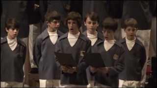 Les Petits Chanteurs de Monaco - Kindelein Zart - H. SCHROEDER [DUO]