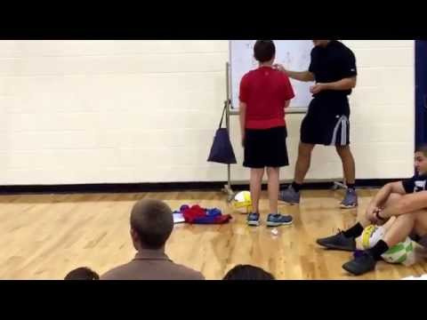 Basketball Skills And Game For Oasis School For Autism