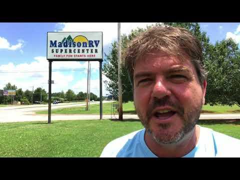 My Visit to Madison RV SuperCenter