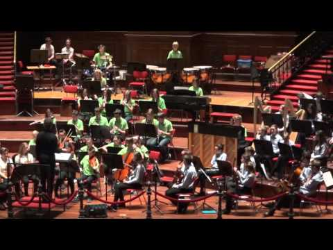 Monty Norman - James Bond theme - Orkestival 2016 - Coornhert Orkest