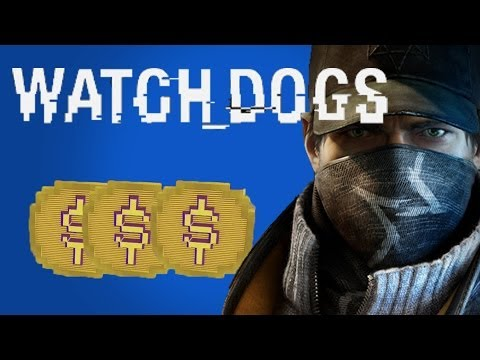 Watch Dogs #1 Augmented Reality Games -  CASH RUN + NVZN (XBOX ONE)