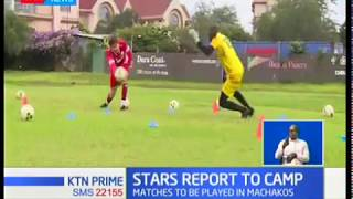 KTN Sports: Newly appointed coach Migné leads Harambee Stars preparations