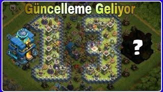 Köy Binası 13'te Neler Gelecek Clash of clans