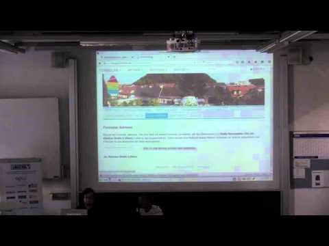 Semantic Mediawiki am Beispiel Grazwiki