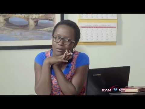 One sided favor. Kansiime Anne. African Comedy