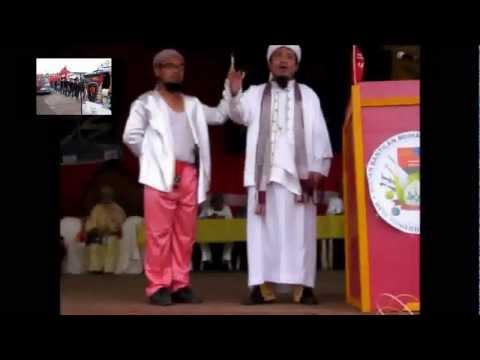 Sultan Sulu Darul Islam (SSDI)'s Message.( Sultan Bantilan Muh. Muizzuddin-II...) Panawag-tawag.