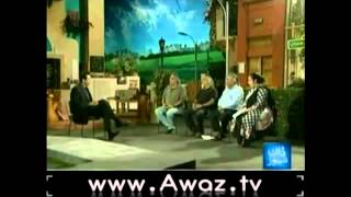 "Pakistan Azad Media ""EXPOSED"" by Usman Peerzada in 'Talat Hussain Show'"