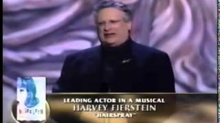 Harvey Fierstein wins 2003 Tony Award for Best Actor in a Musical
