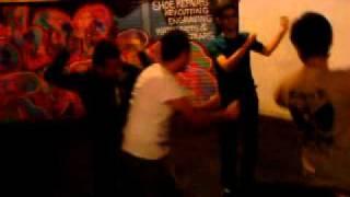 Abbottabad Hazara Dhol Dance in uk.MP4
