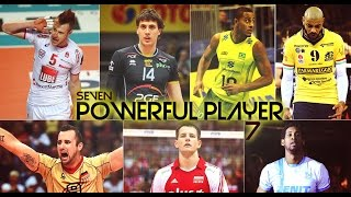 top 7 powerful player in the world king of spike
