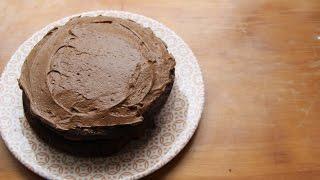 Superfood Carob Cake | By Grub Garden