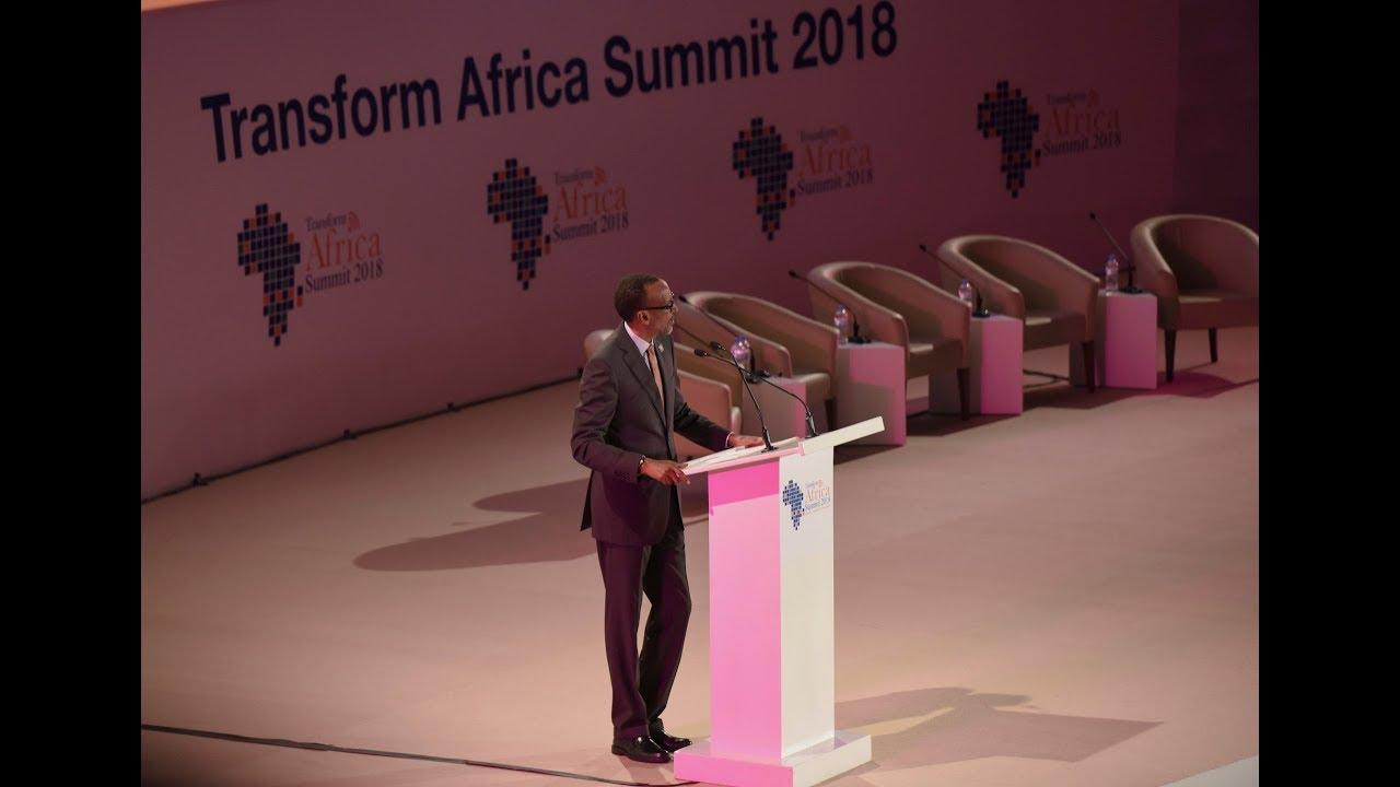 DAY 2: 2018 Transform Africa Tech Summit Opens in Rwanda