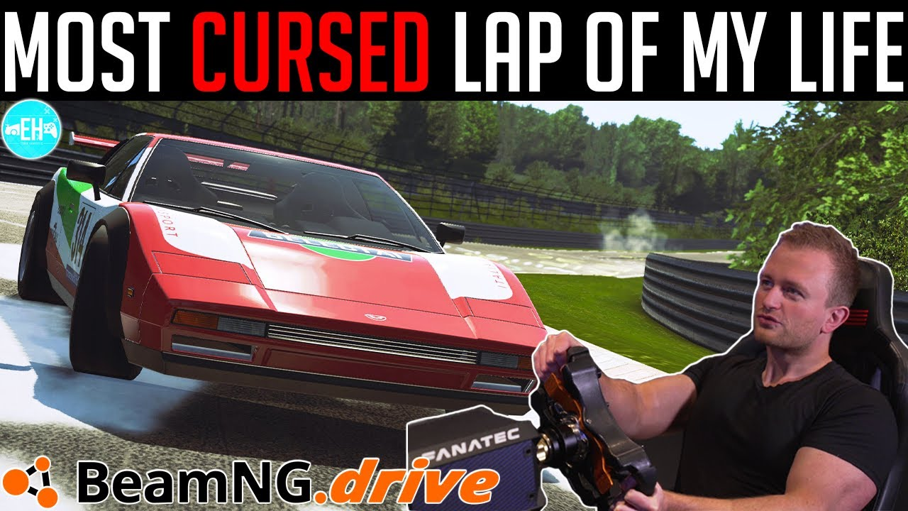 BeamNG.Drive VS The Nordschleife Bring It On