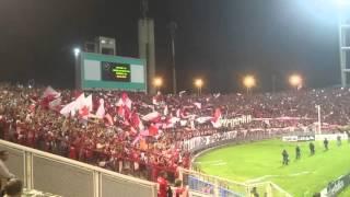 Con el Rojo a todos lados #PeñaRojaLaferrereMandingaPercudani. Loca...