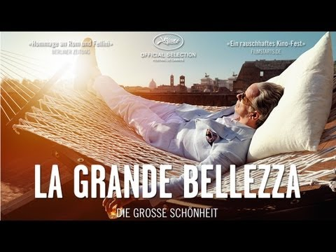 LA GRANDE BELLEZZA | TRAILER (deutsch/german)
