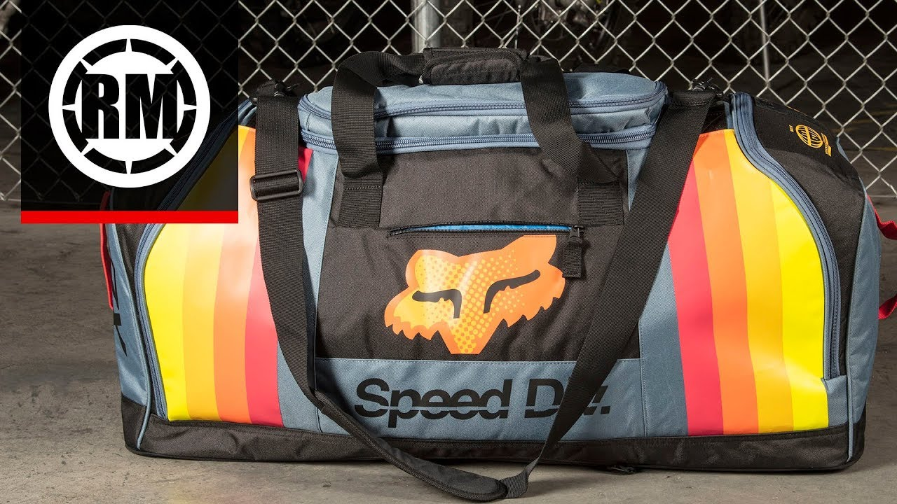 78b4ff4c866e Fox Racing Podium Murc Motocross Gear Bag | Inside Look