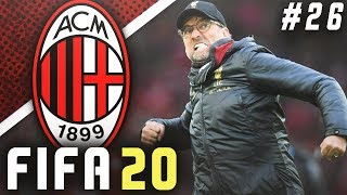 CAN WE CONQUER ANFIELD?! - FIFA 20 AC Milan Career Mode EP26