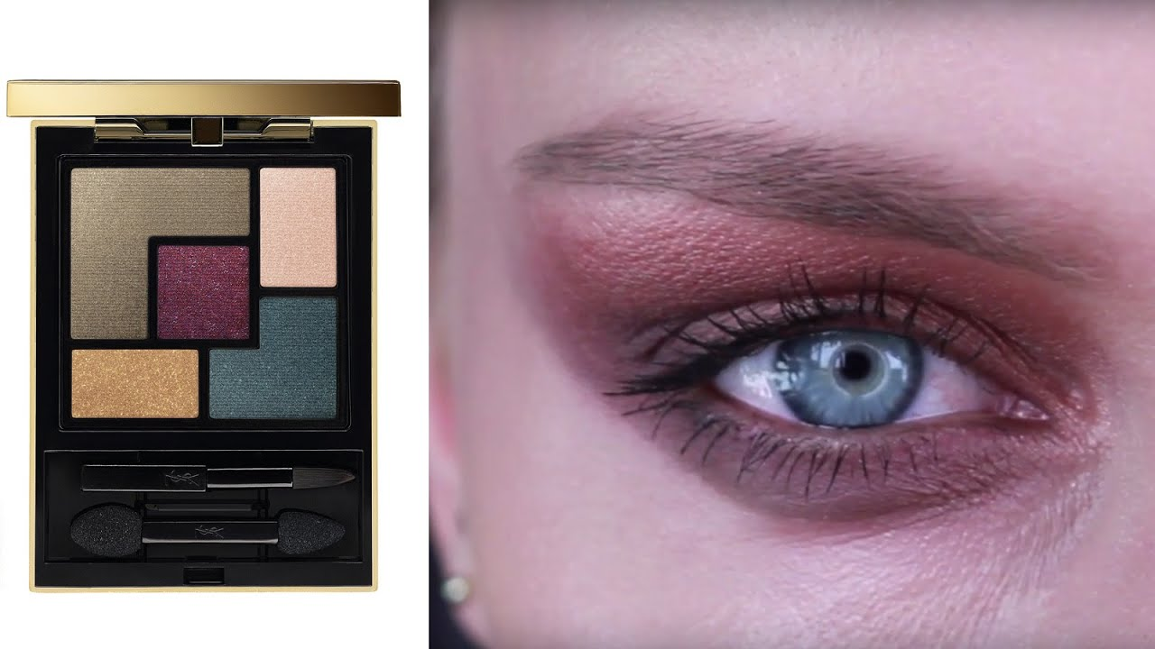 Yves saint laurent palette collector scandal collection youtube ccuart Gallery
