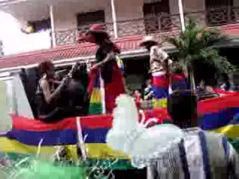 Seychelles Carnival 2013