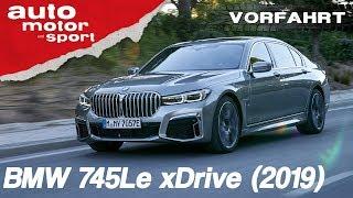 BMW 745Le xDrive (2019): Luxus-Wucher im neuen 7er - Review/Fahrbericht | auto motor & sport