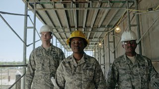 U.S. Air Force: Civil Engineering - Leading the Way thumbnail