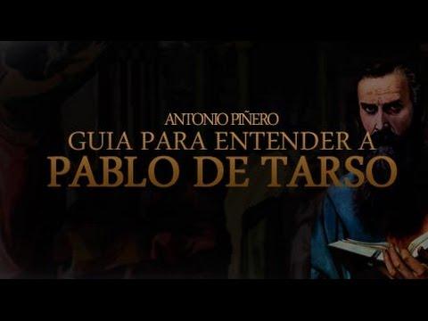 Programa 127: 'Guía para conocer a Pablo de Tarso con Antonio Piñero'
