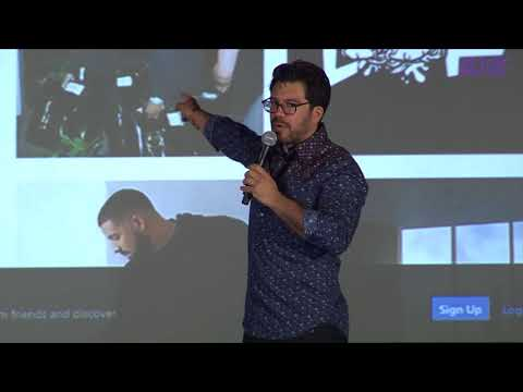 Tai Lopez on the State of Crypto Websites at Polycon 2018