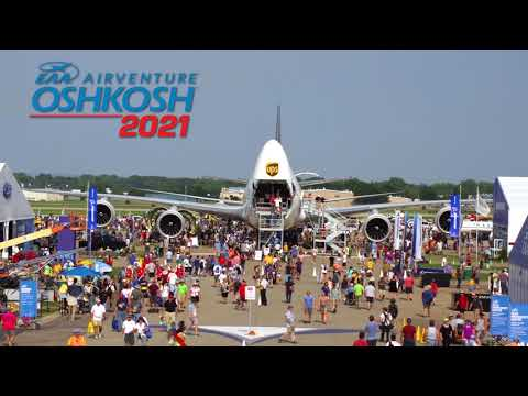 AirVenture 2021 Tickets on Sale - YouTube