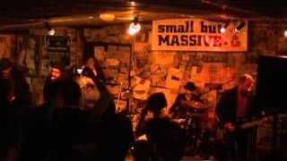 Here Comes The Landed Gentry- Badboat Live @ The Cellar Bar