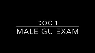 mEDICAL EXAMINATION MALE