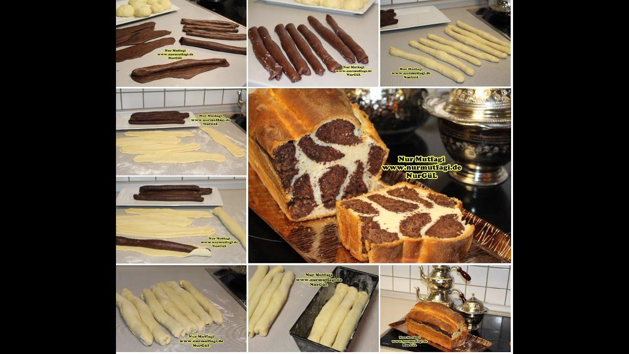 Ekmek Makinasında Kek