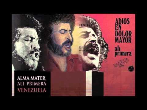 Ali Primera - Alma mater