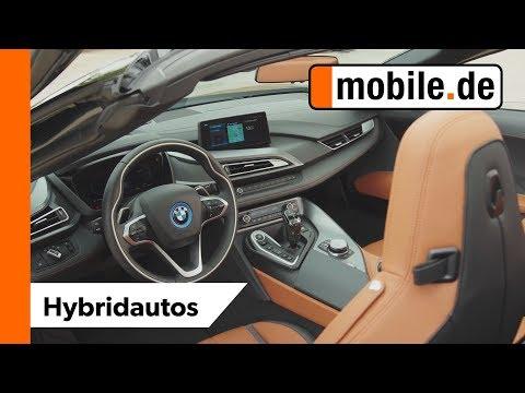 Hybrid-Autos: die Top 5 von BMW, VW, Hyundai und Co. | mobile.de