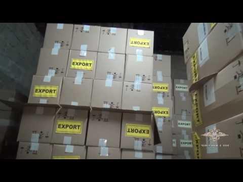 Более миллиона пачек контрафактных сигарет изъяли в Кабардино-Балкарии