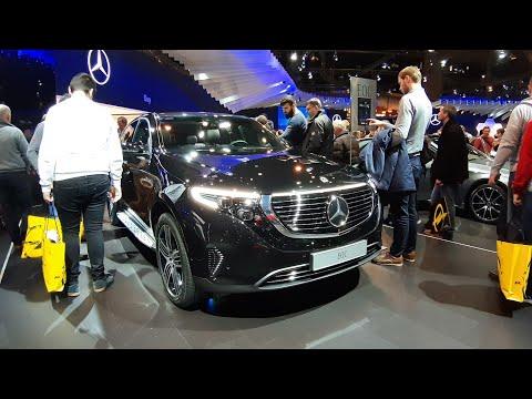Mercedes-Benz EQC 400 2019 Review