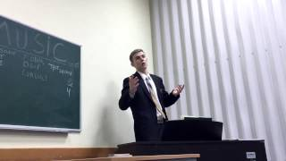 Английский язык с мормонами / Тема Музыка