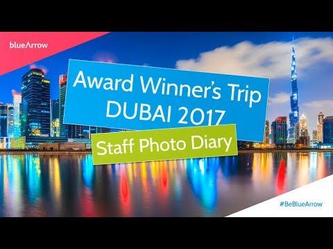 Staff Photo Diary - Award Winners Trip - Dubai 2017