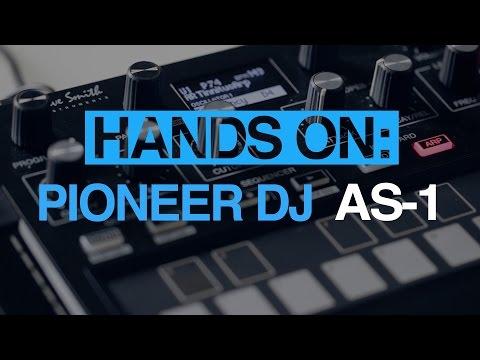 Pioneer DJ AS-1 - hands-on