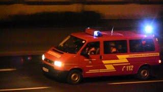 MZF FF Pielenhofen mit UG-ÖEL Besatzung zu Großbrand